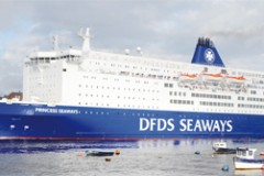 DFDS SEAWAYS: New colours for DFDS