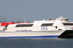 STENA LINE: Early return for HSS