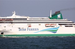 IRISH SEA: Irish Ferries challenges