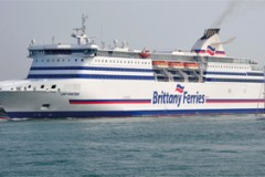 PORTSMOUTH-BILBAO: Change of terminal