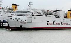 TRANSEUROPA: Ramsgate-Ostend co-operation ends