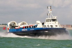SOUTHSEA-RYDE: No cuts for Hovertravel