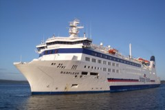 ENGLISH CHANNEL: Poole-Cherbourg closing in October