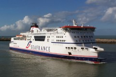 DOVER STRAIT: Joint DFDS-LDA bid for SeaFrance