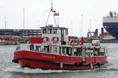 SOLENT LINK: Hythe Ferry numbers on the increase
