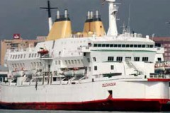 EX-UK FERRIES: New routes for stalwarts