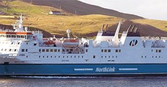 Northern Isles – Interior upgrading for Serco's Northlink pair