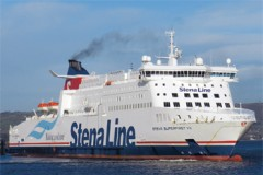 NORTH Channel – Changes as Stena reaches 50