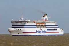 BRITTANY FERRIES: More berths for new route