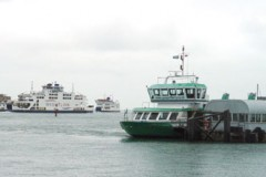 GOSPORT-PORTSMOUTH: Pontoon for Gosport funded