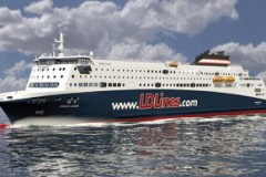 PORTSMOUTH-LE HAVRE: Early marketing for LD ferry