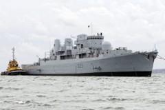 RN TRAINING SHIP: Ship-shape and Bristol Fashion