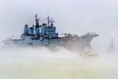 ROYAL NAVY: Review cuts Navy to bone