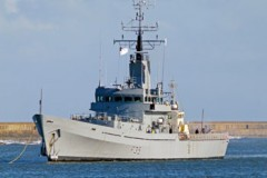 BANGLADESH NAVY: Old ships sold to provide new capability