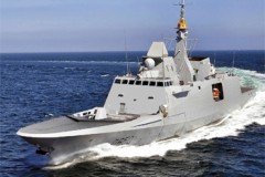 NEW FRIGATES: First dancing steps