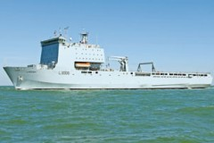 ROYAL FLEET AUXILIARY: Reprieve for auxiliary service?