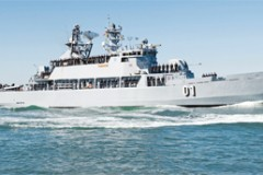 FINNISH NAVY: First for the Finns