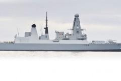 HMS Diamond – Ian Clarke
