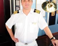 Captain Pedro Montes Pinto