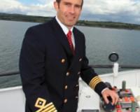 Captain Alistair McCarlie