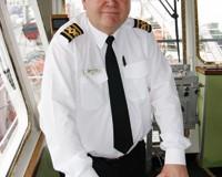 Captain Nick Roberts
