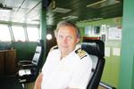 Captain Torbjörn Svensson