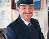 Captain Fabio Tocco