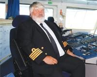 Captain Niels Vestergaard