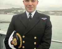 Commander Ben Ripley