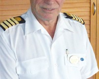 Captain Tony Yeomans