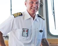 Captain Bengt Viknander