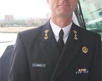 Commander Walter Hansen