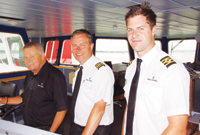 Captain Ian Hutley