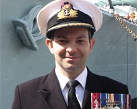 Commander Peter Laughton