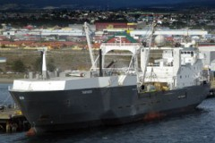 FISHING VESSEL: Profile of a mystery ship