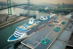 PORTS OF CALL: Solar power for LA cruise terminal