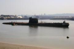 HISTORIC SUBMARINE: New home for historic Russian submarine