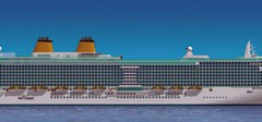 NEW CRUISE SHIP: Fincantieri gains P&O Cruises order