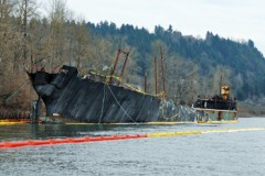LIBERTY SHIP: Liberty ship found and lost