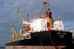 BULK CARRIER: Indian Navy foils pirates