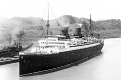 HISTORIC LINER: NGL's Columbus and 'Billy The Kid'