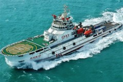 RESCUE TUGS: China's Two Emergency Rescue Tugs