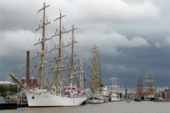 TALL SHIPS: Capital Of Culture Competition