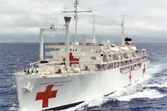 HOSPITAL SHIP: Former USS Sanctuary Goes For Scrap