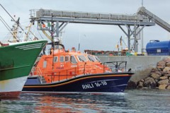 NEW LIFEBOAT: First Tamar in Ireland