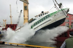 PORT NEWS: Eventful times in Galway port