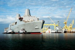 US NAVY: Another transport ship