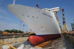 COSTA CRUISES: 16th ship launched