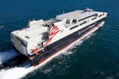 SHIP LOSS: Austal's largest cat