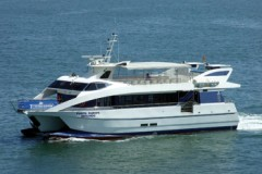PASSENGER FERRY: Gibraltar ferry success